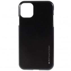 """""""Mercury"""" dėklas - juodas (iPhone 11 Pro Max)"""