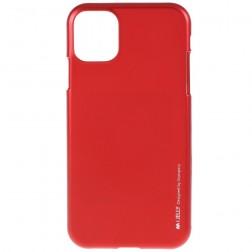 """""""Mercury"""" dėklas - raudonas (iPhone 11 Pro Max)"""