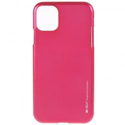 """""""Mercury"""" dėklas - tamsiai rožinis (iPhone 11 Pro Max)"""