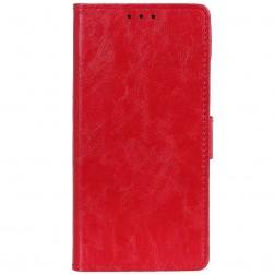 Atverčiamas dėklas - raudonas (iPhone 11 Pro Max)