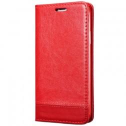 Solidus atverčiamas dėklas - raudonas (iPhone 11 Pro Max)