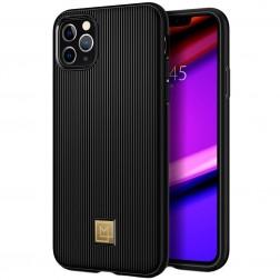 """Spigen"" La Manon Classy dėklas - juodas (iPhone 11 Pro Max)"