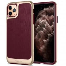 """Spigen"" Neo Hybrid dėklas - bordo (iPhone 11 Pro Max)"