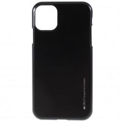 """""""Mercury"""" dėklas - juodas (iPhone 11 Pro)"""