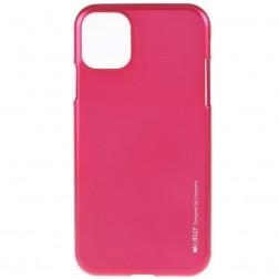 """""""Mercury"""" dėklas - tamsiai rožinis (iPhone 11 Pro)"""