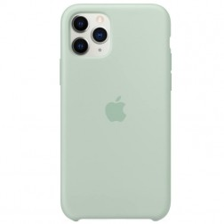 """Oficialus """"Apple"""" Silicone Case dėklas - mėtinis (iPhone 11 Pro)"""