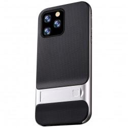 """""""Kickstand"""" dėklas - sidabrinis (iPhone 11 Pro)"""