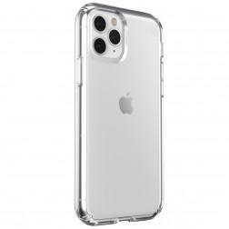 Kieto silikono (TPU) dėklas - skaidrus (iPhone 11 Pro)