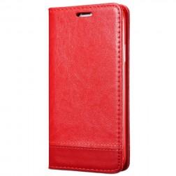 Solidus atverčiamas dėklas - raudonas (iPhone 11)