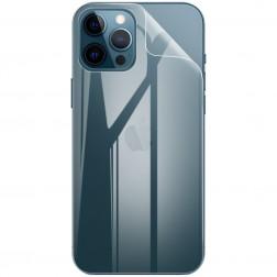 """""""Imak"""" apsauginės hidrogelio nugarėlės plėvelės (pilnai dengiančios) - skaidrios (iPhone 12 / 12 Pro)"""