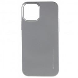 """""""Mercury"""" dėklas - pilkas (iPhone 12 Mini)"""
