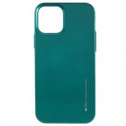 """""""Mercury"""" dėklas - žalias (iPhone 12 Mini)"""