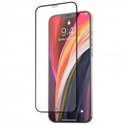 """""""Mocolo"""" 9H Tempered Glass apsauginis ekrano stiklas 0.26 mm - juodas (iPhone 12 Mini)"""