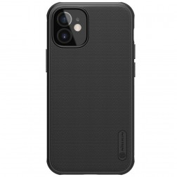 """Nillkin"" Frosted Shield Pro dėklas - juodas (iPhone 12 Mini)"