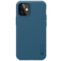 """Nillkin"" Frosted Shield Pro dėklas - mėlynas (iPhone 12 Mini)"