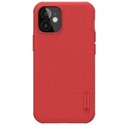 """Nillkin"" Frosted Shield Pro dėklas - raudonas (iPhone 12 Mini)"