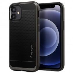 """Spigen"" Neo Hybrid dėklas - juodas (iPhone 12 Mini)"