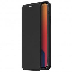 """""""Dux Ducis"""" Skin X atverčiamas dėklas - juodas (iPhone 12 / 12 Pro)"""