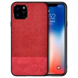 """""""Bi-Color"""" Splicing dėklas - raudonas (iPhone 12 Pro Max)"""