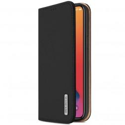 """""""Dux Ducis"""" Wish atverčiamas dėklas - juodas (iPhone 12 Pro Max)"""