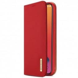 """""""Dux Ducis"""" Wish atverčiamas dėklas - raudonas (iPhone 12 Mini)"""