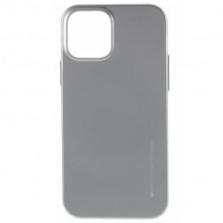 """""""Mercury"""" dėklas - pilkas (iPhone 12 Pro Max)"""