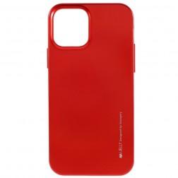 """""""Mercury"""" dėklas - raudonas (iPhone 12 Pro Max)"""