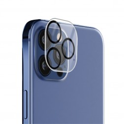 """""""Mocolo"""" apsauginis galinės kameros stiklas 0.3 mm (iPhone 12 Pro Max)"""