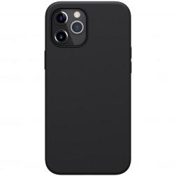 """Nillkin"" Flex dėklas - juodas (iPhone 12 Pro Max)"