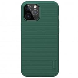 """Nillkin"" Frosted Shield Pro dėklas - žalias (iPhone 12 Pro Max)"