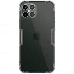 """""""Nillkin"""" Nature TPU dėklas - pilkas (iPhone 12 Pro Max)"""
