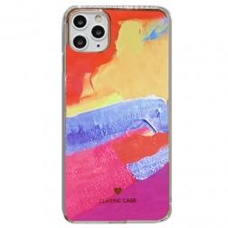 """""""Painting"""" kieto silikono (TPU) dėklas - spalvotas (iPhone 12 Pro Max)"""