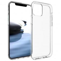 Ploniausias TPU dėklas - skaidrus (iPhone 12 Pro Max)
