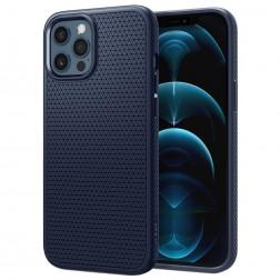 """Spigen"" Liquid Air dėklas - mėlynas (iPhone 12 Pro Max)"