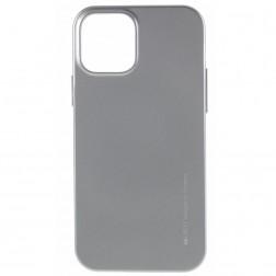 """""""Mercury"""" dėklas - pilkas (iPhone 12 / 12 Pro)"""