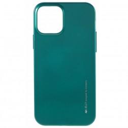 """""""Mercury"""" dėklas - žalias (iPhone 12 / 12 Pro)"""