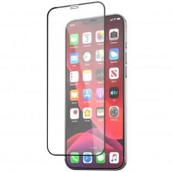 """""""Mocolo"""" Tempered Glass apsauginis ekrano stiklas 0.26 mm - juodas (iPhone 12 / 12 Pro)"""