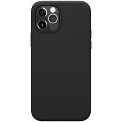 """""""Nillkin"""" Flex dėklas - juodas (iPhone 12 / 12 Pro)"""
