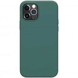 """""""Nillkin"""" Flex dėklas - žalias (iPhone 12 / 12 Pro)"""