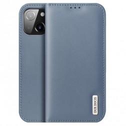 """""""Dux Ducis"""" Hivo atverčiamas dėklas - šviesiai mėlynas (iPhone 13 Mini)"""