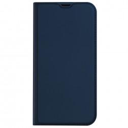 """""""Dux Ducis"""" Skin atverčiamas dėklas - tamsiai mėlynas (iPhone 13 Mini)"""