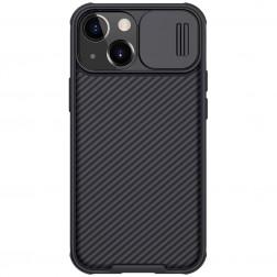 """""""Nillkin"""" CamShield dėklas - juodas (iPhone 13 Mini)"""
