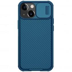 """Nillkin"" CamShield dėklas - mėlynas (iPhone 13 Mini)"