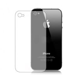 Apsauginė nugarėlės plėvelė - skaidri (iPhone 4 / 4S)