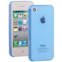 Ploniausias pasaulyje dėklas - mėlynas (iPhone 4 / 4S)