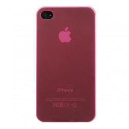 Ploniausias pasaulyje dėklas - raudonas (iPhone 4 / 4S)