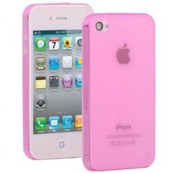 Ploniausias pasaulyje dėklas - rožinis (iPhone 4 / 4S)