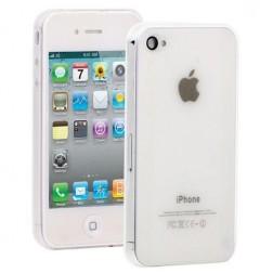 Ploniausias pasaulyje dėklas - skaidrus (iPhone 4 / 4S)