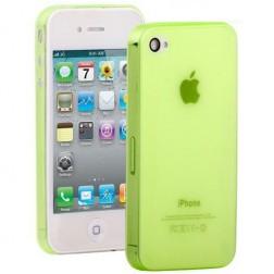 Ploniausias pasaulyje dėklas - žalias (iPhone 4 / 4S)
