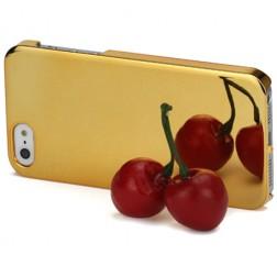 Veidrodinis dėklas - auksinis (iPhone 5 / 5S / SE)